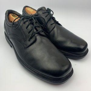 Rockport 13 M Men  Black Dress Shoes Kinetic Air C